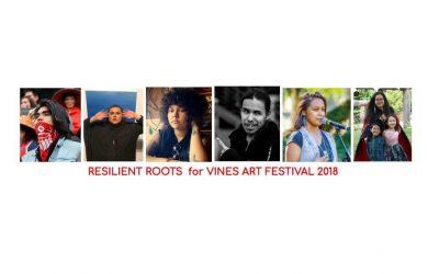 Vines Art Festival Presents Resilient Roots