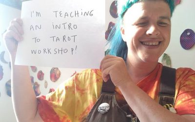 Tarot Workshop!