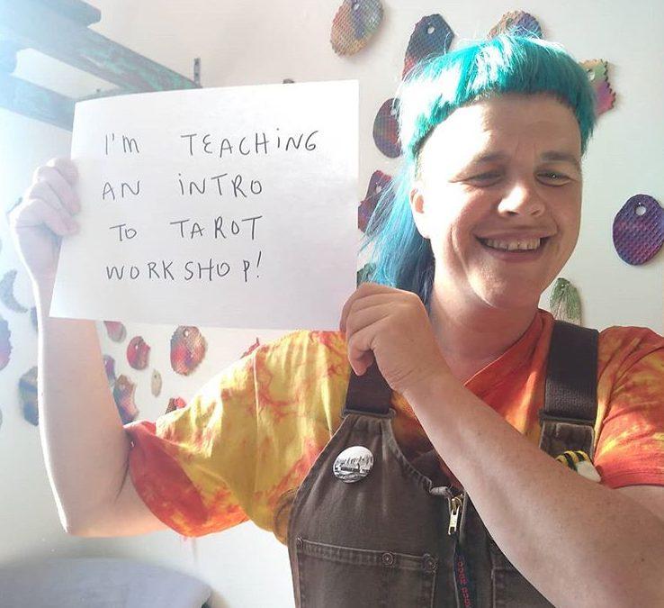 Tarot Workshop!