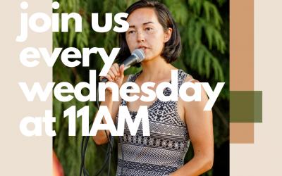 Wednesday Plant Chats with Senaqwila Wyss